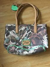 Guess Patterned Handbag - Very Good Condition
