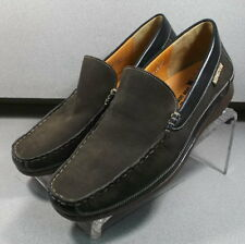 BADUARD BROWN MMPF60 Men's Shoes Size 7.5 (EUR 7) Suede Casual Slip on  Mephisto