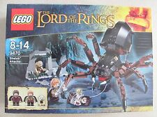 LEGO 9470 Lord of the Rings dell'agguato di Shelob NUOVO & OVP