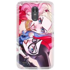 For LG Aristo Skin Case Cover Suicide Squad Harley Quinn 2Girls
