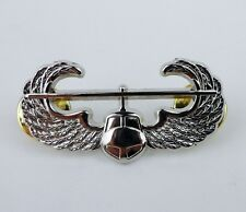 UNITED STATES US ARMY AIR ASSAULT BADGE PIN AIR ASSAULT WINGS