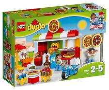 10834 LEGO Duplo Town Pizzeria Set 57 Pieces Age 2yrs+
