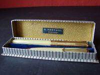 Vintage Hartnol Pen and Pencil Set in Original Box
