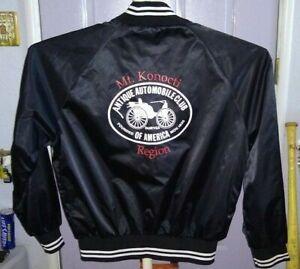 Men's   Antique Auto Club   windbreaker  Jacket   Konocti  Clearlake Ca. XL