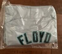Cliff Floyd autographed signed jersey MLB Florida Marlins PSA w/ COA