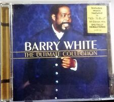 Barry White – The Ultimate Collection CD 1999 Mercury Jazz, Funk / Soul