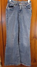 """Silver Jeans 25 in Bronx Stone Wash Low Rise Flare Jeans Measure 26.5"""" x 32"""""""