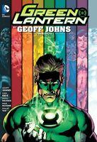 Green Lantern Omnibus 2 Geoff Johns | Includes The Blackest Night | Dust Jacket