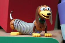 Walt Disney World Toy Story Land Disney World Pixar Slinky Dog Toy Light Up New