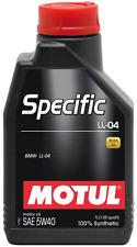 OLIO MOTORE MOTUL SPECIFIC LL-04 5W-40