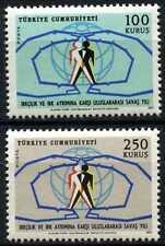 Turkey 1971 SG#2366-7 Racial Equality Year MNH Set #D62288