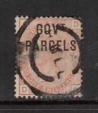 Great Britain #O30 VF Used Plate #13