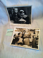 Collectible Vintage Universal Pictures 8x10 Movie Photos Made In USA Circa 1930s