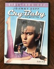 Cry-Baby (DVD, 2005, Directors Cut) Johnny Depp