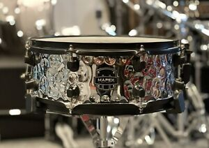 Mapex MPX Hammered Steel Snare Drum #493