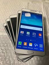 New listing Lot of 5 Samsung Note 3 32Gb Sprint Gsm Unlocked - excellent conditions (Za02)