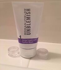 Rodan and Fields Unblemish Acne Sulfur Wash ~ 2 x 3mL Sample - Read Description