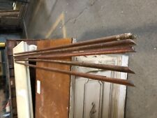 50' vintage great oak c1880 profile trim edge molding Victorian age 1� x .75�