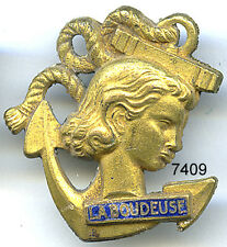7409 - MARINE - LA BOUDEUSE