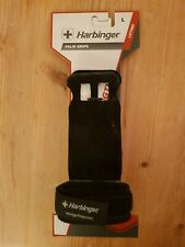 Harbinger Palm grips Non-Slip heavy weight Lifting training large strap