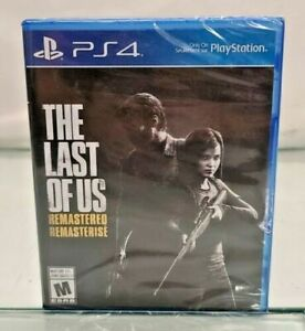 The Last of Us: Remastered (Sony PlayStation 4) - Action/Adventure Game
