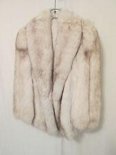 Saga Norwegian Blue Fox Coat 10