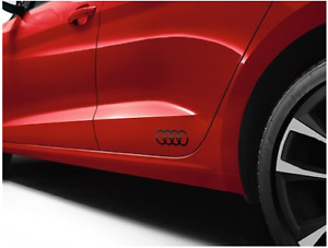 Genuine Audi A1 Rings Decals