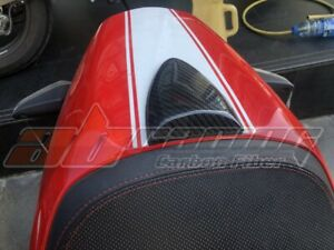 Ducati Monster 696 796 795 1100 Monoposto Cover Full Carbon Fiber