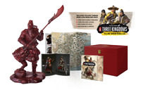 Total War - Three Kingdoms Collectors Edition With Guan Yu Statue (US) (PC)