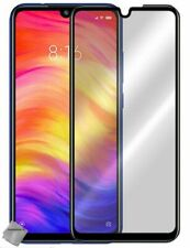 Film de protection verre trempe incurve integral pour Xiaomi Redmi Note 7 - NOIR