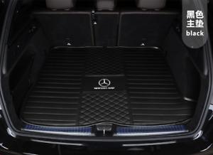 For Mercedes-Benz-A-B-C-E-S-Rank-2006-2021Car trunk mat