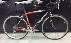 2008 Specialized Allez Elite 54cm Red & Black.(52251)
