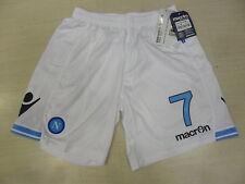1614 TG XXL FOOTBALL NAPOLI 2012 SHORT 7 CARSON MACRON SHORT SHORT
