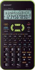 Sharp EL 531 XH GR Grün Schulrechner Batterie - Taschenrechner