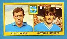 CALCIATORI PANINI 1969-70 - Figurina-Sticker - NARDIN#IMPROTA - NAPOLI -Rec
