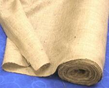 "100 yards -- Upholstery Natural Jute Burlap Fabric 40""w"