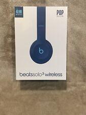 Beats by Dr. Dre Beats Solo3 Headband Wireless Headphones - Pop Blue