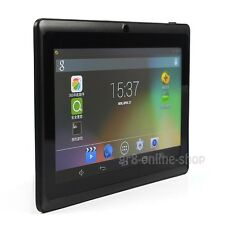 7 inch A33 Android 4.4 Quad-Core 8GB Black Tablet PC Dual Camera WIFI Bluetooth