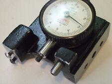 Hardinge Lathe Precision Dial Indicator For Cross Slide Stop Hlv Hlv H Bonus