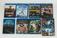 Blu Ray Lot of 7 Assorted Movies And 1 DVD New Brand Sealed