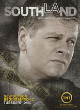 SOUTHLAND (TV) Movie POSTER 11x17 D Kevin Alejandro Arija Bareikis Michael