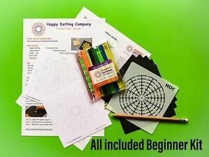Dot art kit beginners dotting tools painting mandala stylus