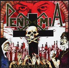 Pendemia - Narcotic Religion CD UK 80´s Thrash Reissue w/ Bonus