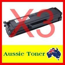 3x HIGH YIELD for DELL B1160 B1160W 1160 1160W Toner Cartridge Black Laser