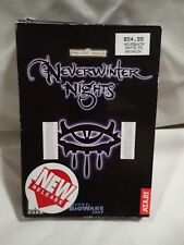 Neverwinter Nights (PC, 2002) Complete boxed game, fast shipping