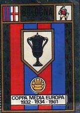 CALCIATORI PANINI 1966-67 - Figurina-Sticker - BOLOGNA COPPE SCUDETTO -Rec 4-227