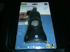 GE Heavy Duty Outdoor Timer-2 Grounded Outlets-24 Hr Progrmabl-125 VAC/60 Hz-NIB