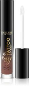 Eveline Kissy Tattoo Long Lasting Satin Liquid Lip Tint No 05 Nude Peach 4,5ml
