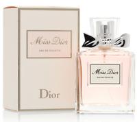 Miss Dior Eau de Toilette 100 ml Pour Femme Spray Woman EDT vapo