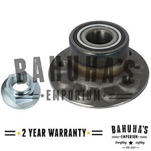 REAR WHEEL BEARING KIT ROVER 75 1999>2005 AXLE HUB WITH ABS RING 1.8 2.0 2.5
